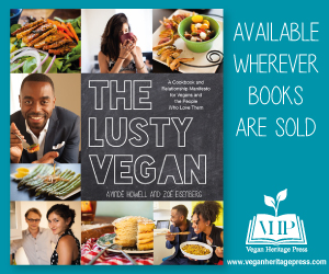 The Lusty Vegan
